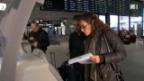 Video «Ärger mit verschobenen Flügen» abspielen