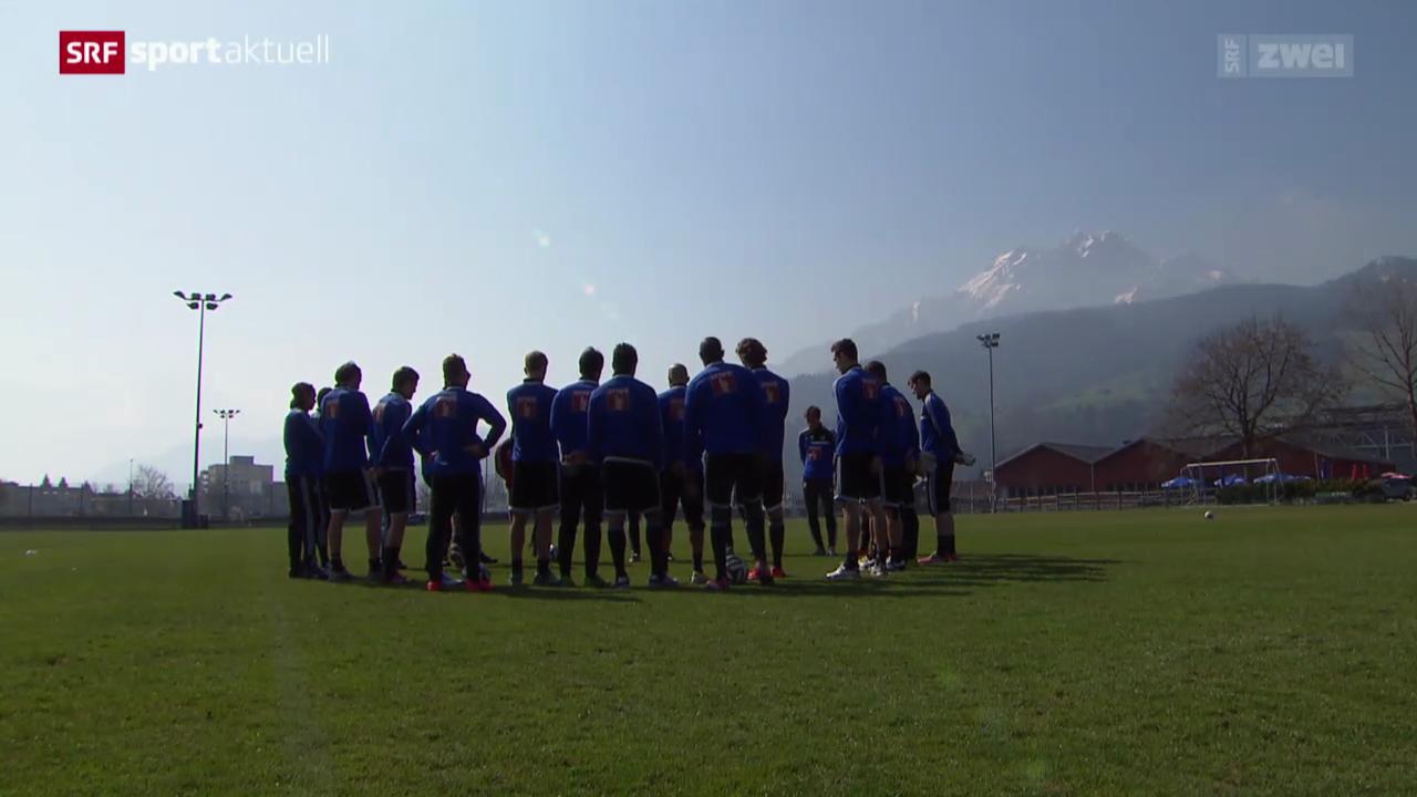 Fussball: Der FC Luzern im Umbau