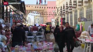 Video «3 Jahre nach Gaddafi wackelt Libyen noch immer» abspielen