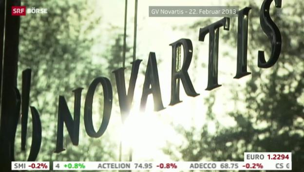 Video «SRF Börse vom 22.11.2013» abspielen