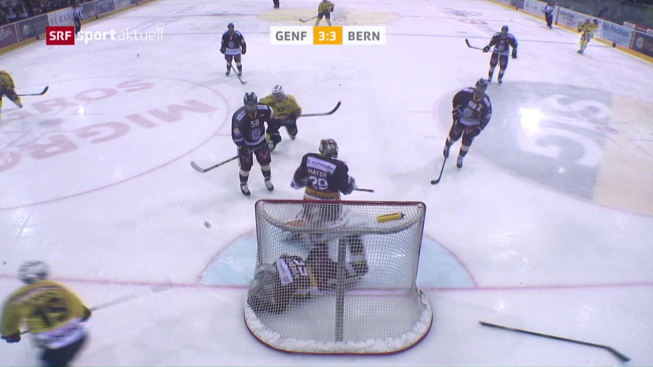 Genfs Vukovic rettet spektakulär für seinen Keeper