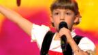Video «Leonie Hartmann mit «Nach em Räge schiint d'Sunne»» abspielen