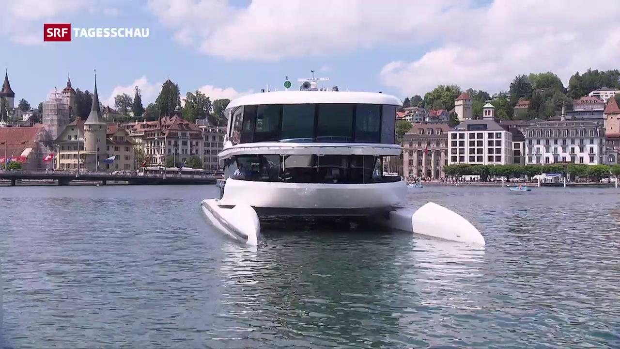 Hybridantrieb an Bord