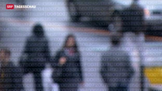 Video «Bankangestellte bangen um ihre Zukunft» abspielen