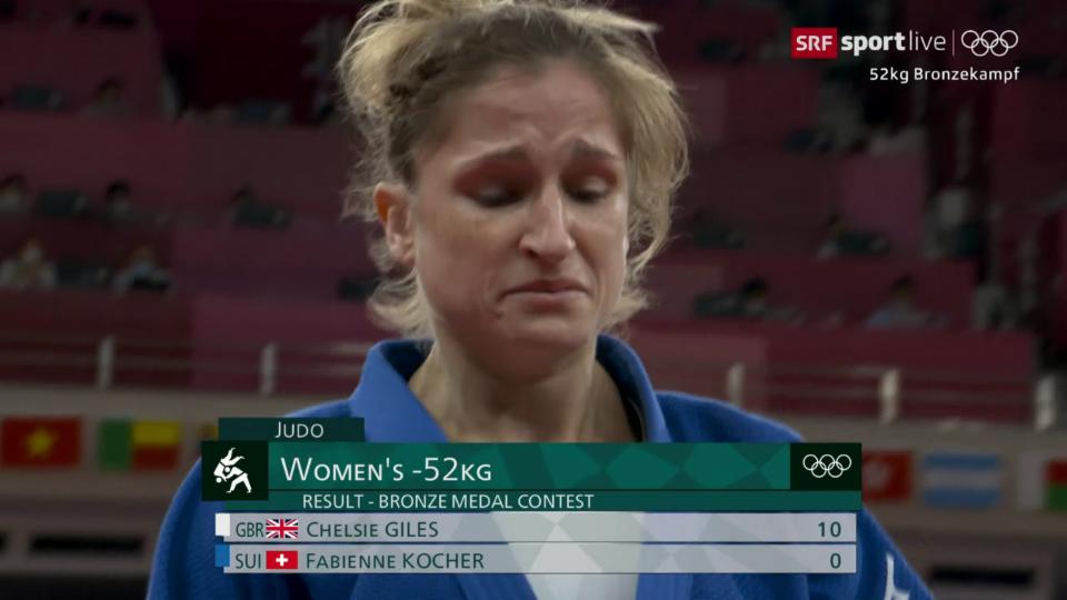 Kocher perda er il cumbat per bronz.