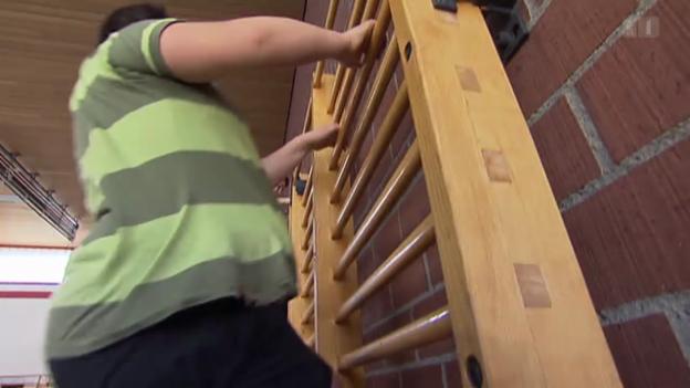 Video «Eltern erkennen Übergewicht nicht» abspielen