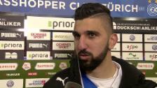 Video «Munas Dabbur: «Dieser Klub bedeutet mir sehr viel»» abspielen