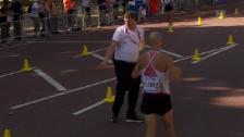 Video «Florez: An der Spitze losgeprescht, später disqualifiziert» abspielen