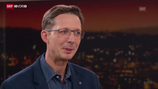 Video «Politologe Michael Hermann über die Taktik von Widmer-Schlumpf» abspielen