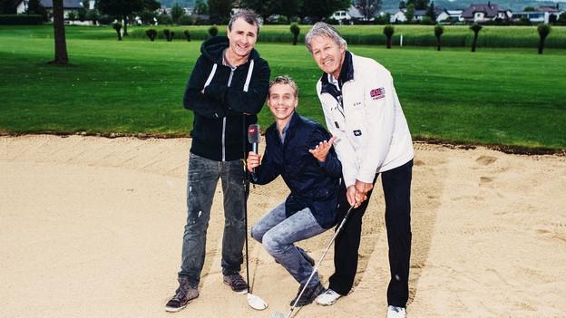 Video ««Donnschtig-Jass» live aus Wohlen AG mit René Rindlisbacher» abspielen