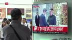 Video «Kim Jong Un will Treffen - Cassis zu Nordkorea» abspielen