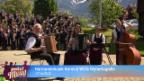 Video «Harmoniemusik Kerns, Tanzfüdli» abspielen