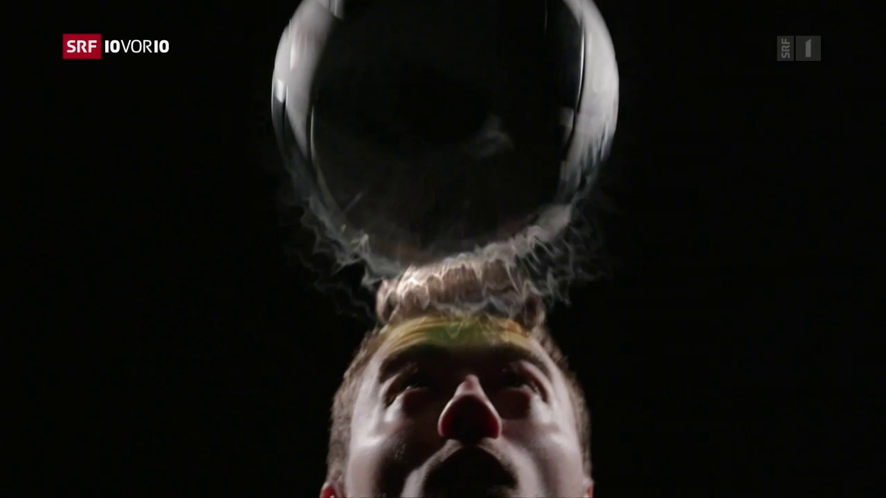 Serie «Von Kopf bis Kick» Teil 1: Welche Rolle spielt der Kopf?