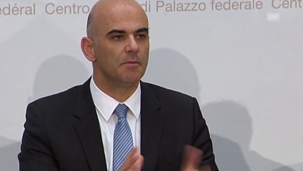 Video «Bundesrat Berset: Das soll besser werden» abspielen