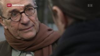 Video «Tim Guldimann tritt aus Nationalrat zurück» abspielen