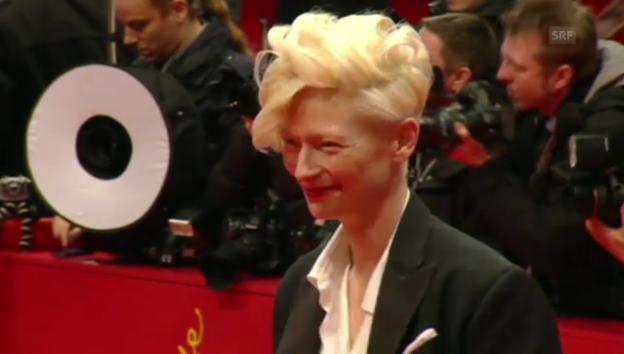 Video «Berlinale Eröffnung» abspielen