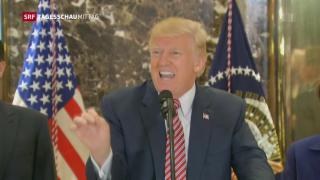 Video «Trump relativiert rechte Gewalt» abspielen