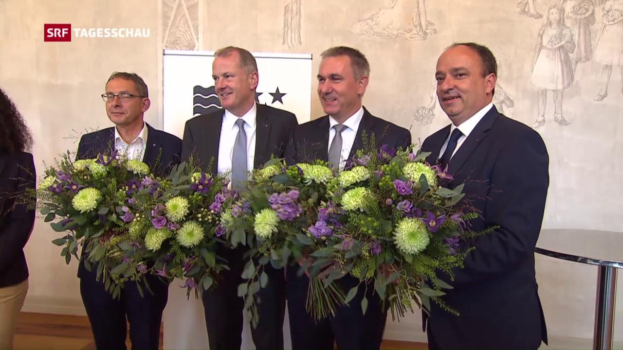 Aargauer Regierung noch nicht komplett