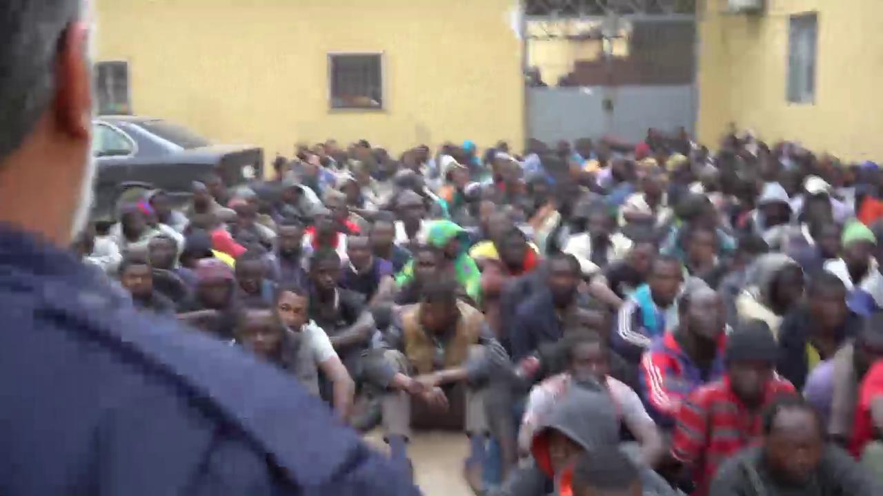 Flüchtlingshölle Libyen