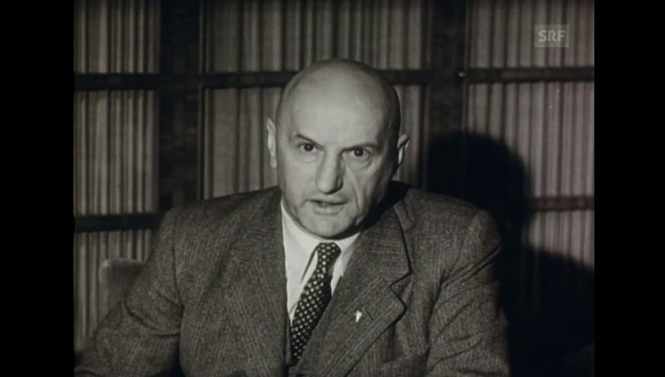 Bundesratswahlen 1959: Die Geburt der Zauberformel