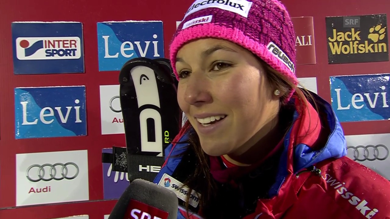 Ski Alpin: Wendy Holdener im Interview