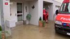 Video «Wieder Schäden wegen fehlendem Hochwasserschutz» abspielen