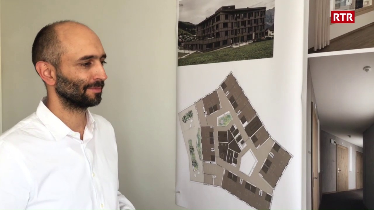 Chasas da tgira: architectura speciala per partiziuns da demenza