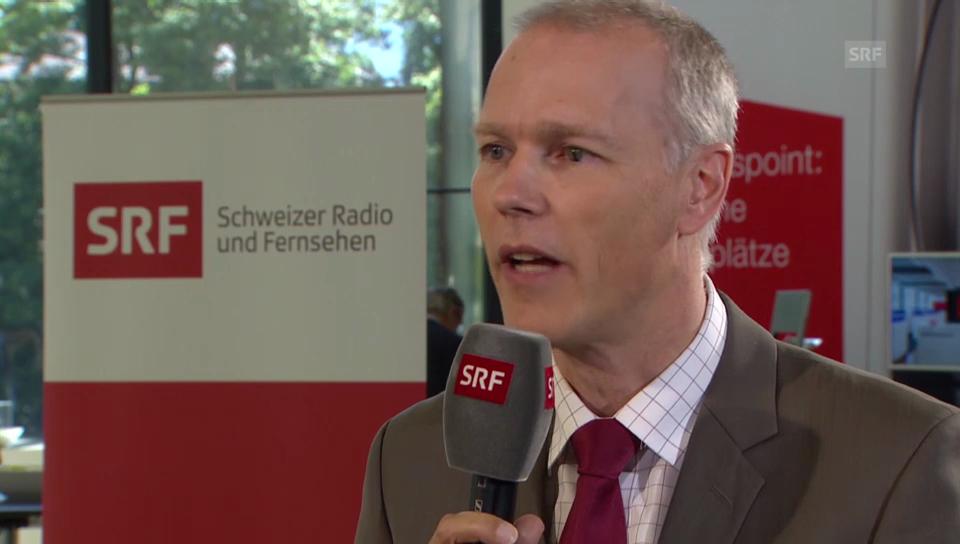 Experte Sturm zum Schweizer Franken