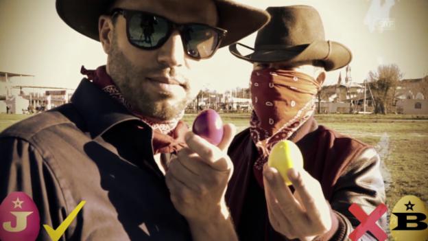 Video «Ei Noon - das Tütschduell der DGST-Jury» abspielen