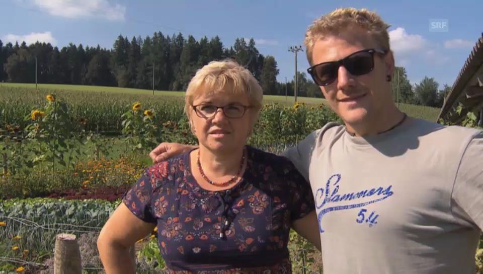 «Landfauenküche»: Wie ist's so mit dem Fernseh-Team, Romana?