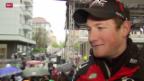 Video «Rad. Tour de Romandie, Interview mit Stefan Küng» abspielen