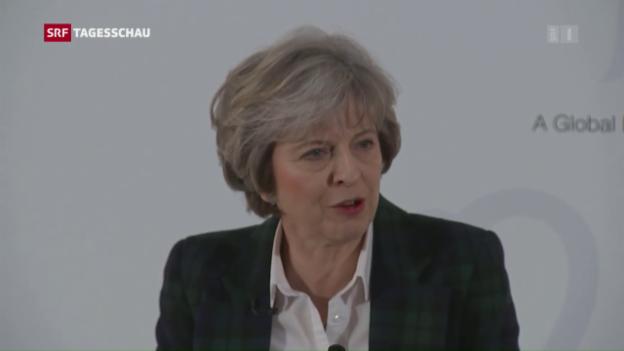 Video «Tagesschau vom 17.01.2017, 19:30» abspielen