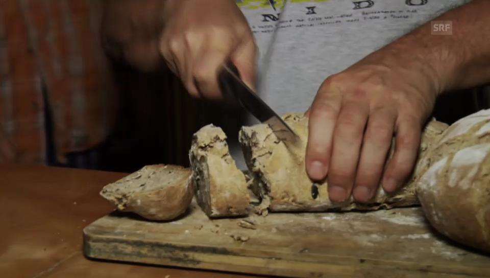 Brot backen auf Palawan
