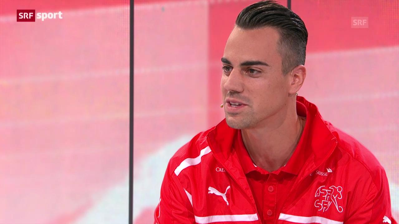 Benaglio über seine Rolle im Nationalteam