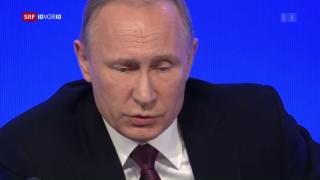 Video «FOKUS: Erfolgreicher Putin» abspielen