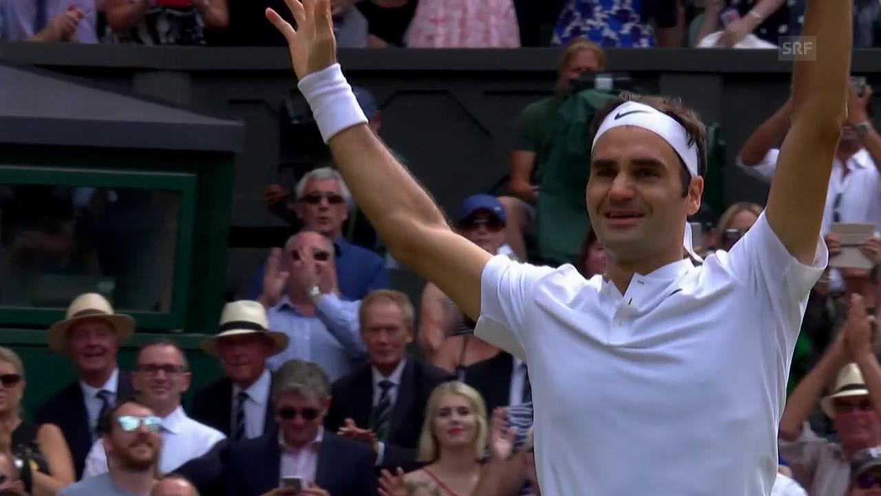 Federer und sein absolutes Traumjahr