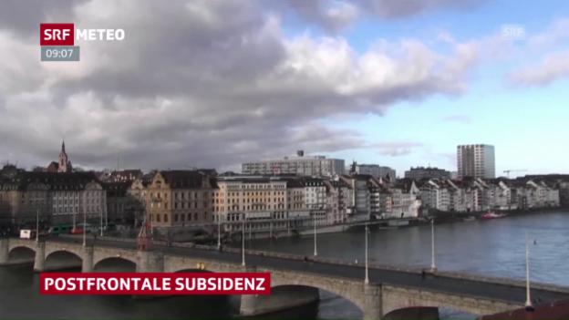 Video «Basel - Postfrontale Subsidenz» abspielen