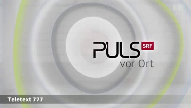 Video ««Puls vor Ort» zum Thema Wachkoma» abspielen
