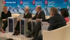 Video «Reaktionen auf den Entscheid der Europäischen Zentralbank» abspielen