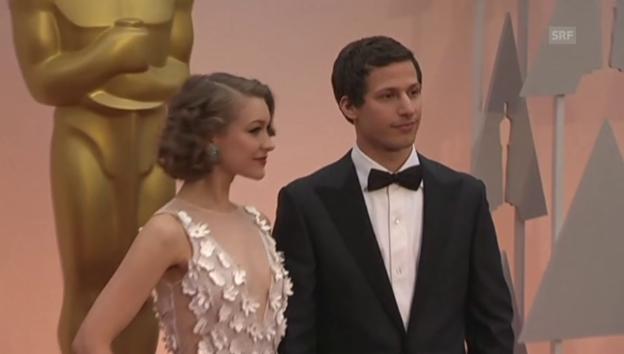 Video «Das ist der Moderator der Emmys 2015 (unkommentiert)» abspielen