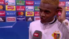 Video «Manuel Akanji: «Es ist viel Enttäuschung dabei»» abspielen