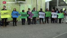 Video «Verhandlungen über Klimaabkommen beginnen» abspielen