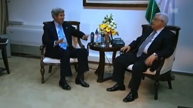 Kerry und Abbas reden über «Arab Idol» (englisch)