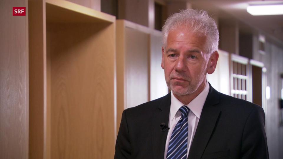 Stephan Scheidegger, Stv. Direktor Bundesamt für Raumplanung: «Man muss die Zuständigkeiten besser regeln.»