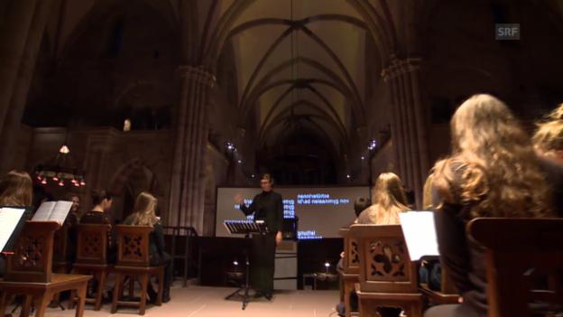 Video «Musik: James Clarke (Teil 2)» abspielen