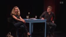 Video «Ein starkes Paar: David Bröckelmann und Salomé Jantz» abspielen