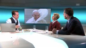 Video «Papst Franziskus - eine Revolution braucht Support» abspielen