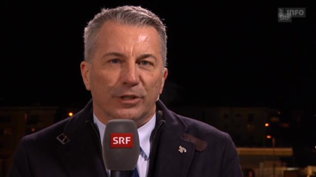 Video «WEF-live-Moderator Reto Lipp zieht Bilanz» abspielen