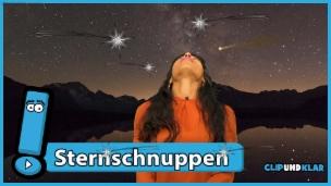Video «Was ist eine Sternschnuppe?» abspielen