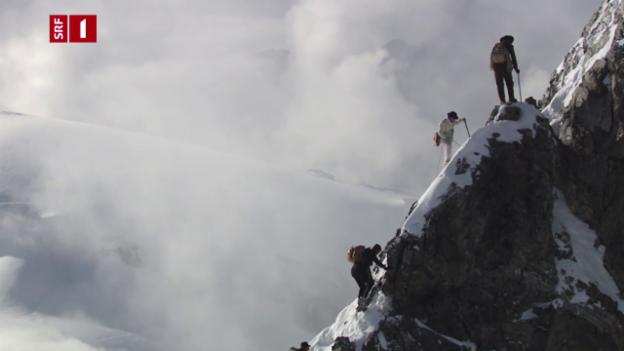 Video ««Tatort Matterhorn»» abspielen